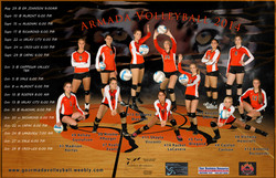 11x17 Armada Volleyball 2014