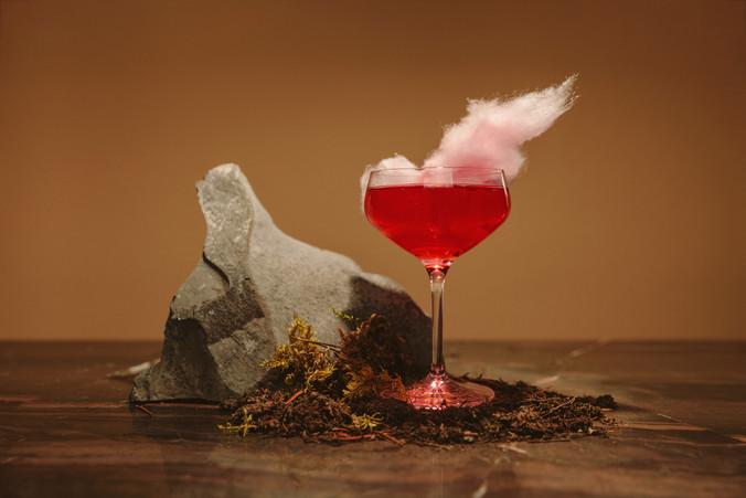 Rundle Bar - The Bradshaw Cocktail