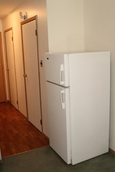 Shared Housing - Closet/Fridge