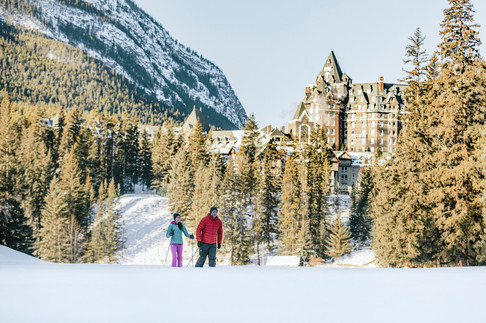 Fairmont Banff Springs - Cross Country Skiing
