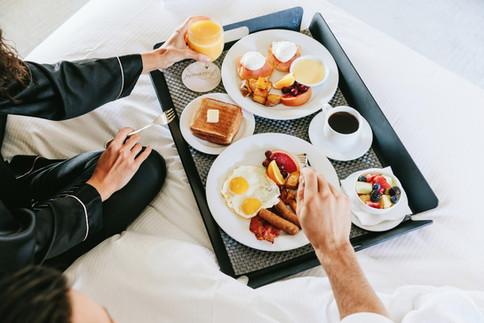 In Room Dining - Breakfast