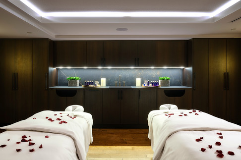 Willow Stream Spa Deluxe Couples Treatment Room