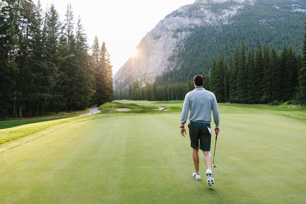 Fairmont Banff Springs Golf Course