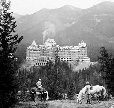 Banff Springs Hotel 1929