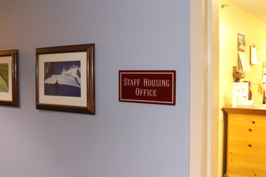 Staff Housing Office