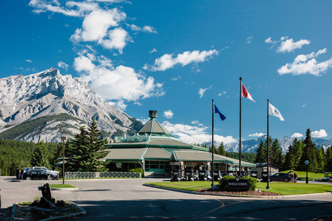 Banff Springs - Golf Clubhouse