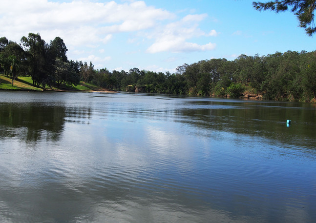 Easy access to Hawkesbury River