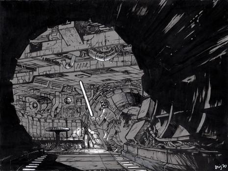 Luke Skywalker Commission