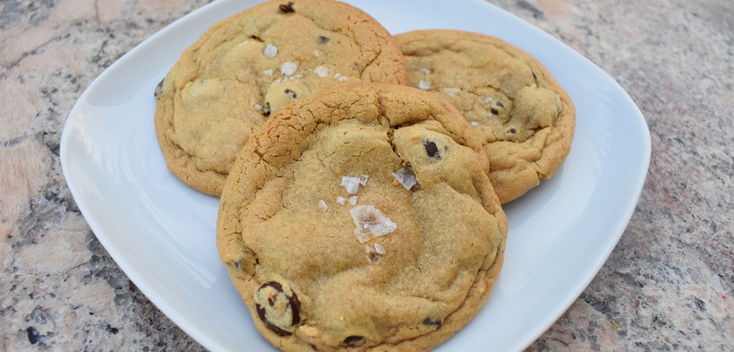 Molasses Chocolate Cookies