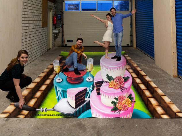 3D Digitaal ontwerp Wedding