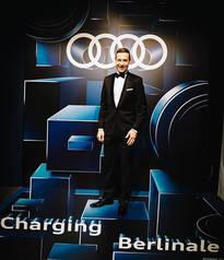 Berlinale Film Festival Audi Lounge