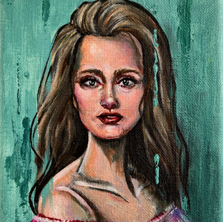Acrylic Julia