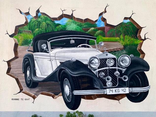 Muurschilderingen | Murals