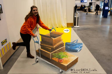 5th Anniversary IKEA Zwolle