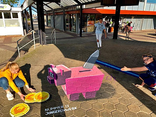 3D Street art Workshop