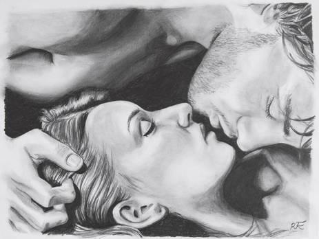 Original Kiss portrait