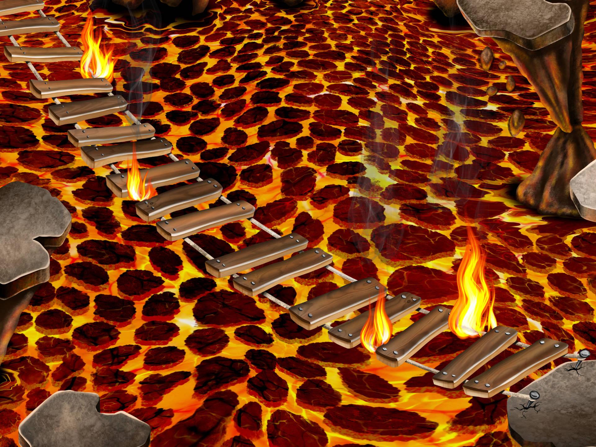 3D Digitaal Lava