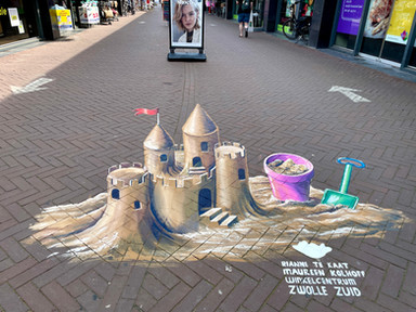 Sand Castle Zwolle Zuid