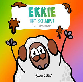 Ekkie boek cover