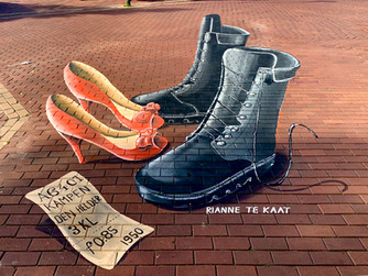 3D street painting Den Helder
