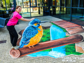 3D Paintings | 3D Street art