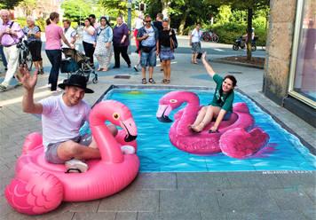 Flamingo Wilhelmshaven DE