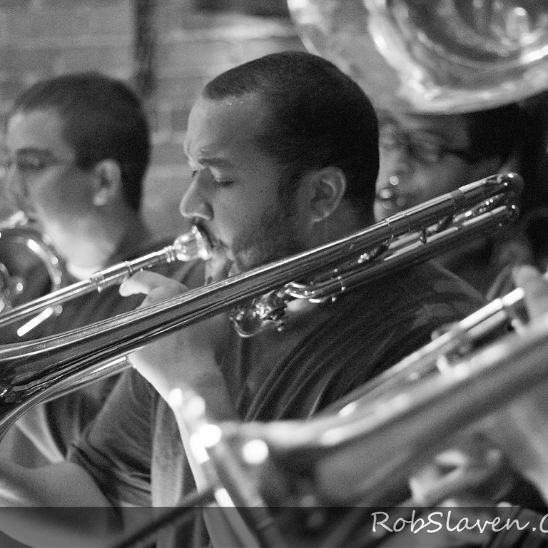 DysFUNKtion Brass at Chatham Brew Fest