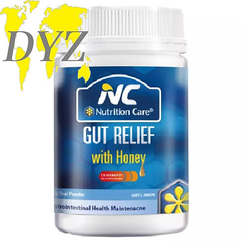 Nutrition Care Gut Relief Powder with Honey (150g)