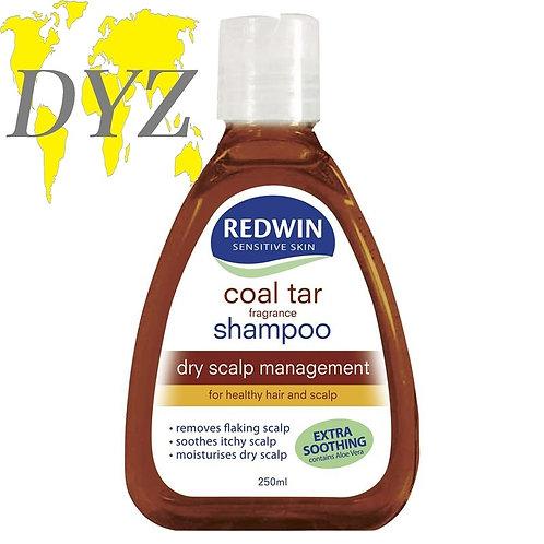 Redwin Coal Tar Shampoo (250ml)