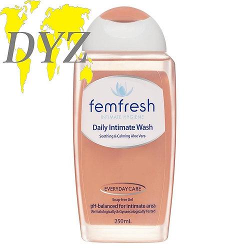 Femfresh Daily Intimate Wash (250ml)
