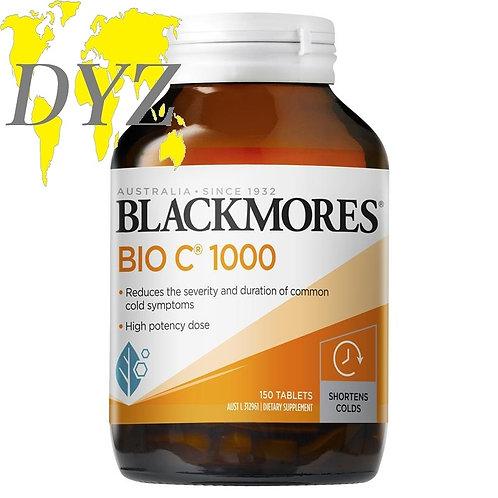Blackmores Bio C 1000 (150 Tablets)