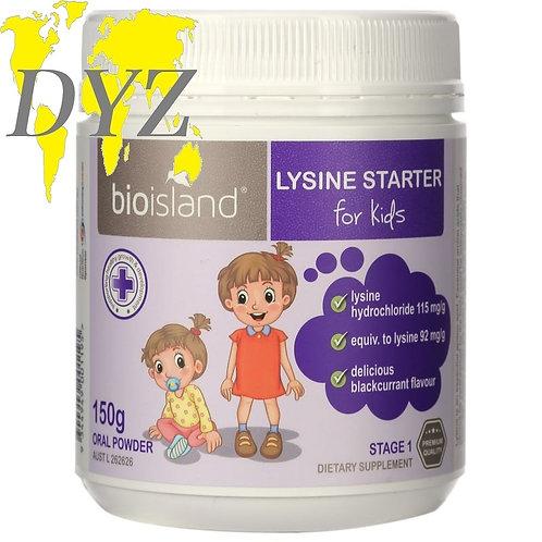 Bio Island Lysine Starter for Kids (150g)