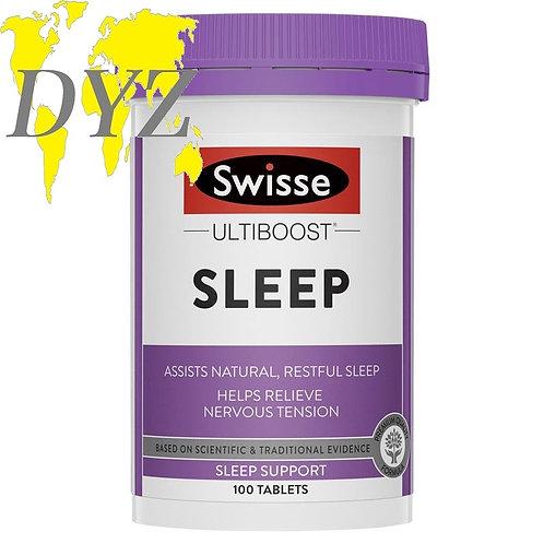 Swisse Ultiboost Sleep (100 Tablets)