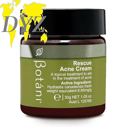Botani Rescue Acne Cream 30g