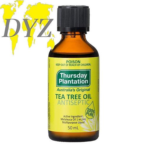 Thursday Plantation Tea Tree Antiseptic Oil (50ml)
