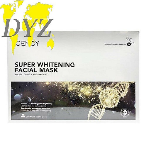Cemoy Super Whitening Facial Mask (28ml X 5 Packs)