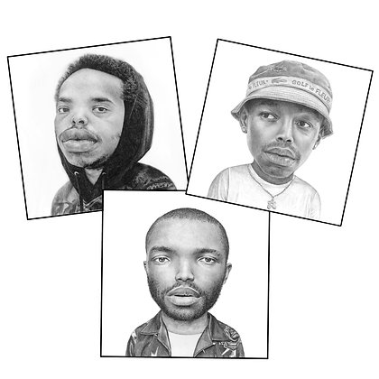 frank, tyler and earl set