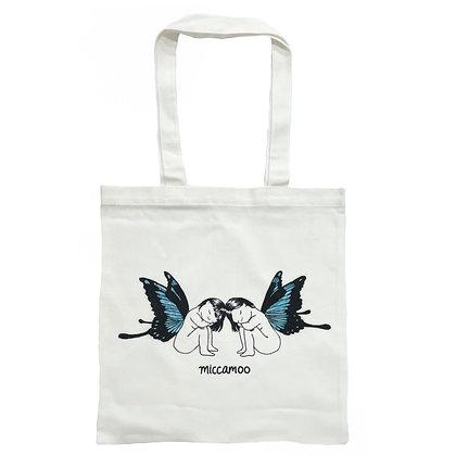fairy friends tote bag