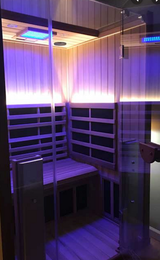 INFRARED SAUNA BENEFITS: WHY SAUNA?