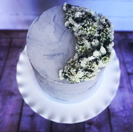 The Vanilla Rabbit Wedding Cake Casuarina Tweed Gold Coast TC