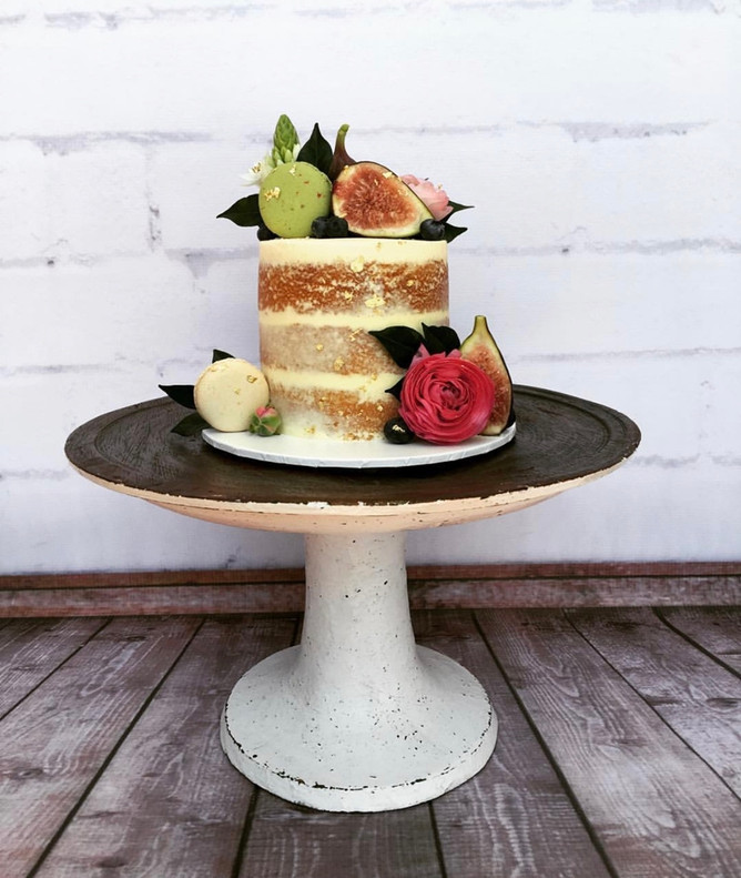 The Vanilla Rabbit Birthday Cake Fruit 2017