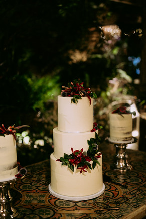 The Vanilla Rabbit Wedding Cake Casuarina Tweed Coast