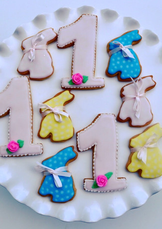 The Vanilla Rabbit Birthday Cookies Rabbit