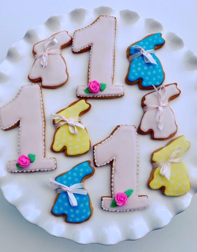 The Vanilla Rabbit Birthday Cookies Rabbit