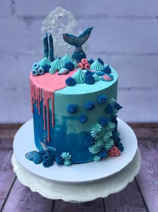 The Vanilla Rabbit Birthday Cake Tweed Coast Mermaid 2017