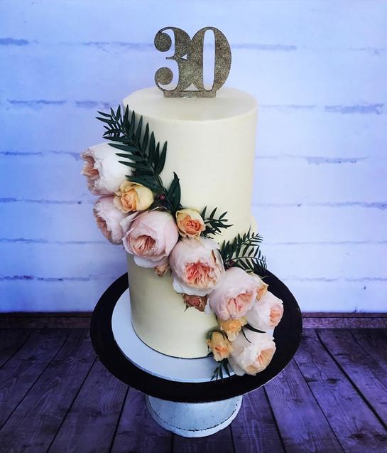 The Vanilla Rabbit Wedding Cake 30 - 2017