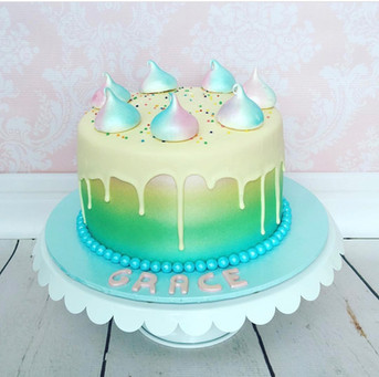 The Vanilla Rabbit Birthday Cake Tweed Coast