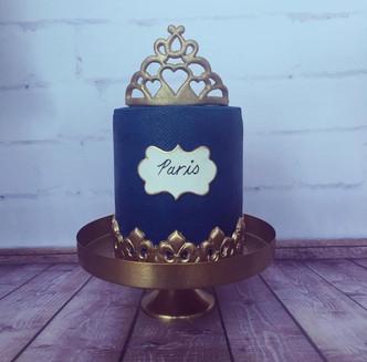 The Vanilla Rabbit Birthday Cake Princess