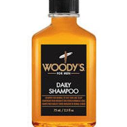WOODYS DAILY SHAMPOO