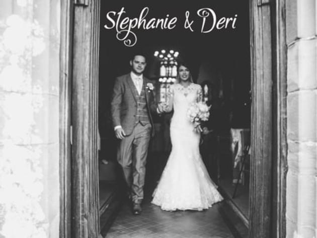 Stephanie & Deri